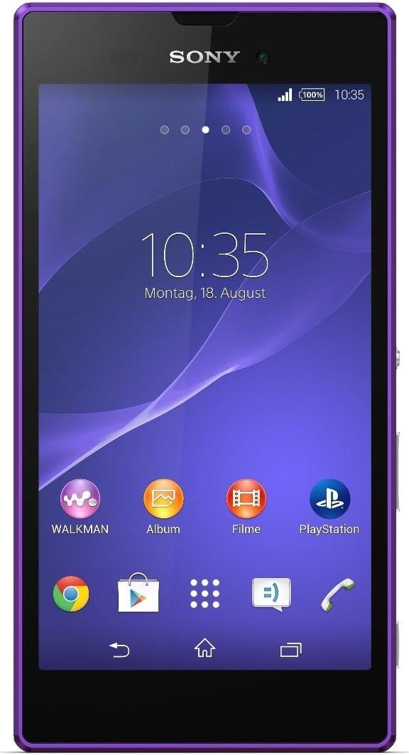 Sony T3 - Smartphone libre Android (pantalla 5.3