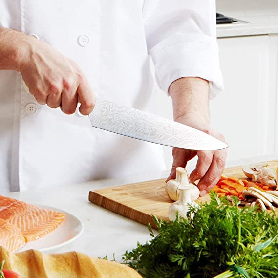 Amazon.com: Cuchillos Japoneses Originales De Cocina Taquero ...