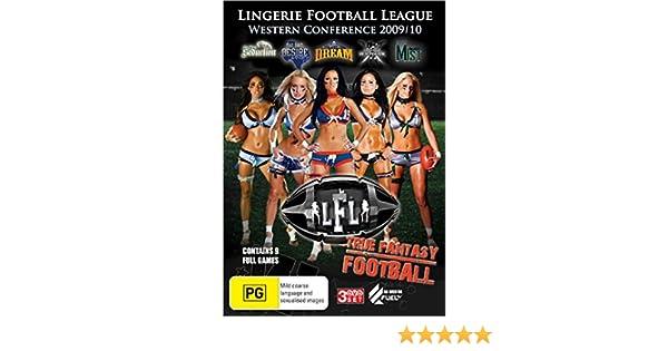 c5d5771495 Amazon.com  Lingerie Football League - Western Conference 2009 + 10 Dvd   Steve Thomas  Movies   TV