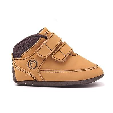 9c5c97a0ed6 Firetrap Kids Rhino Infant Crib Boots Honey UK C3: Amazon.co.uk ...