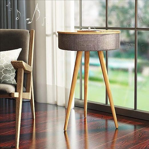 Table 87 Xiaolin Mesa Nórdica Pequeña Mesa Redonda Sofá Mesita de ...