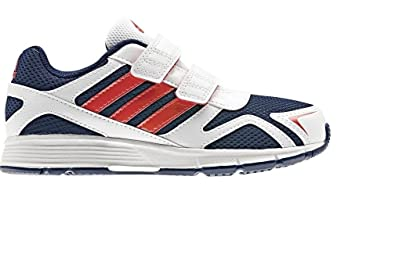 low priced f6a9c 17486 adidas Performance Cleaser CF Kids Trainers - NavyRedWhite - G95714 (