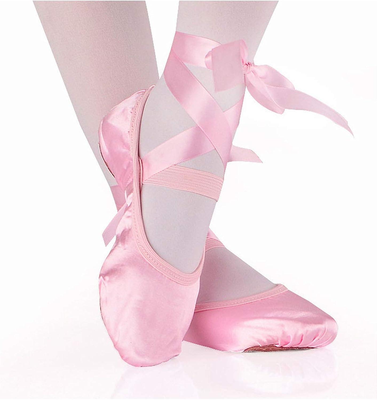 Adult Ballet Pointe Dance Shoes