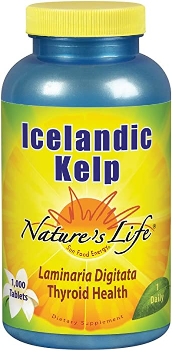 Top 9 Iodine Kelp Food