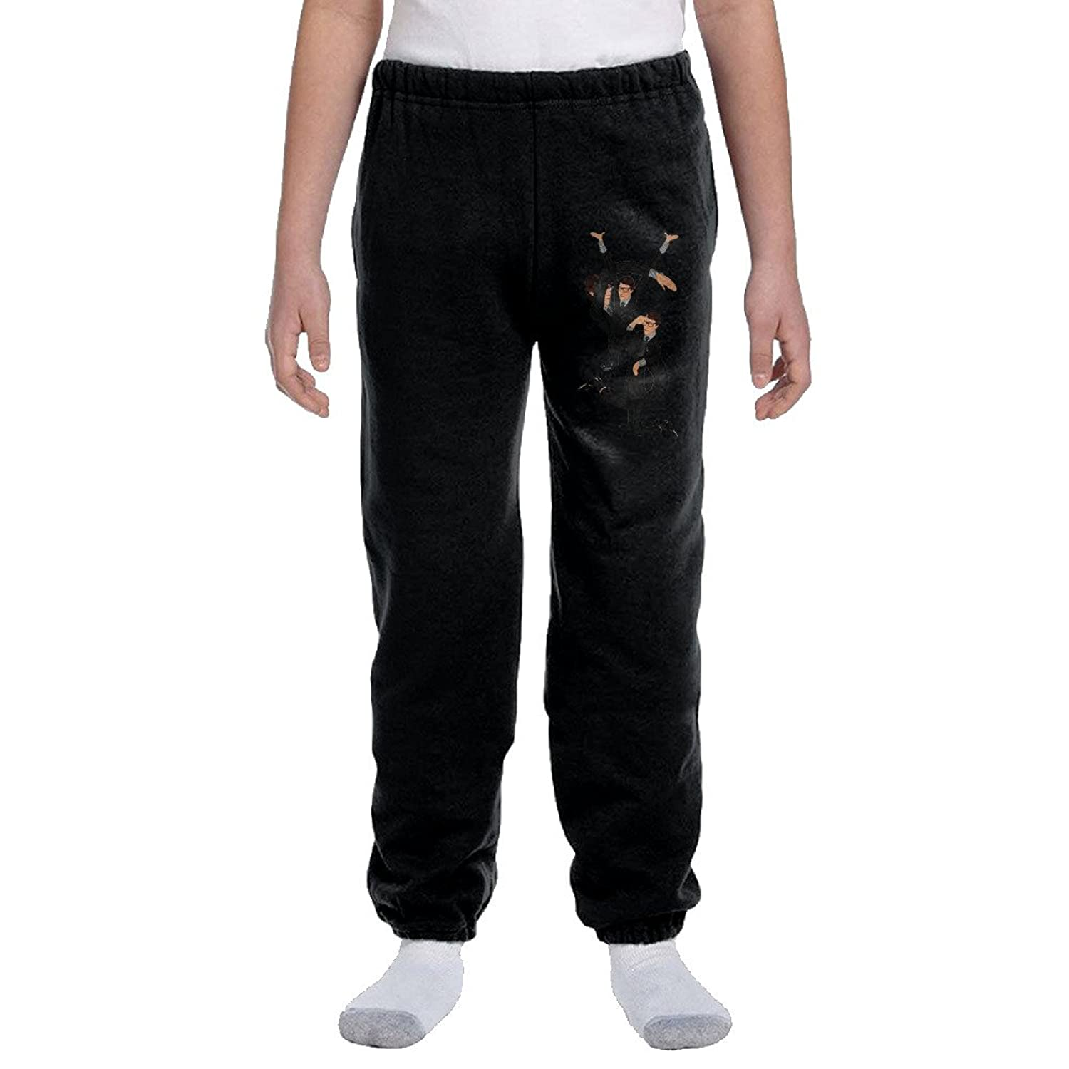 hot sell Sports YSL Boys' And Girls' Jogger Sweatpants Elastic Ankle free shipping