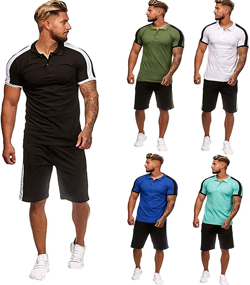 Magiyard - Camiseta de tirantes + pantalones, camiseta gráfica a ...