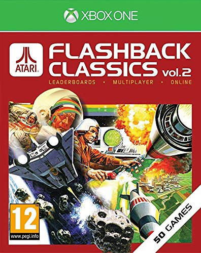 Atari Flashback Classics Collection Vol.2 (Xbox One) (UK IMPORT) (Atari Flashback Classics Volume 1 Xbox One)