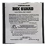 Rectorseal 66369 4-3/8-Inch by 4-3/8-Inch Pad Metacaulk Box Guard