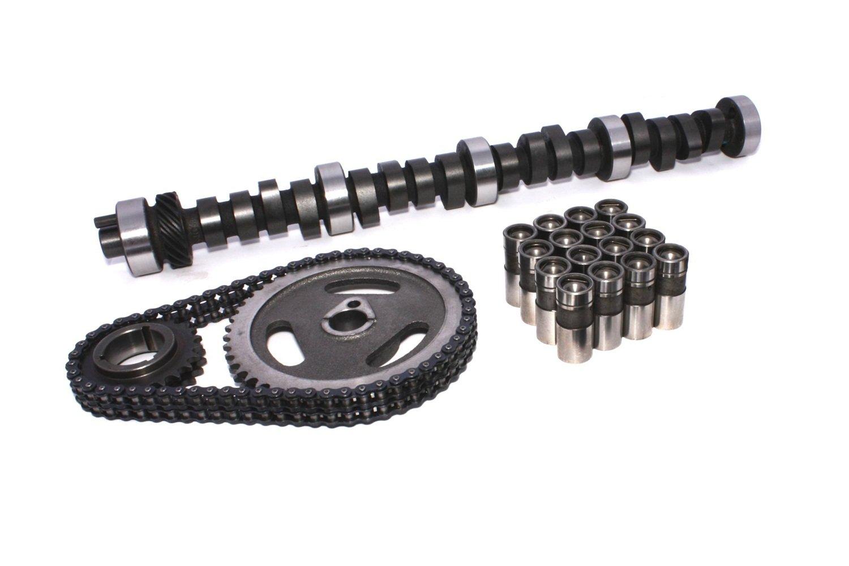 COMP Cams SK38-240-4 High Energy 210//210 Solid Flat Cam SK-Kit for Ford 2800 OHV 6 Cylinder