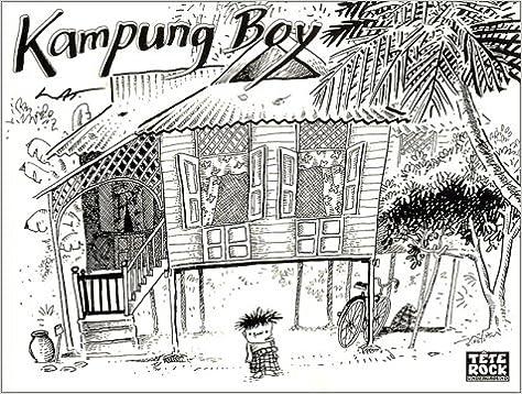 Téléchargement gratuit de nouveaux livres audio Kampung Boy FB2 291121515X