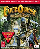 img - for EverQuest: The Ruins of Kunark--Revised & Expanded: Prima's Official Strategy Guide book / textbook / text book