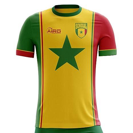 info for 6d2b7 e64e2 Amazon.com : Airo Sportswear 2018-2019 Senegal Third Concept ...