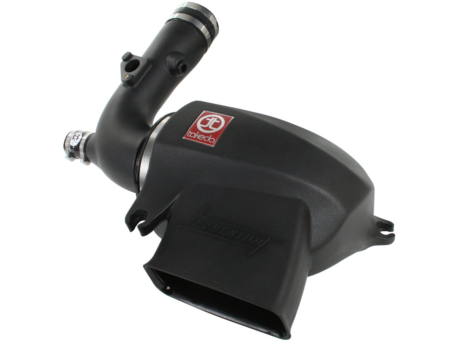 aFe TM-2013B-D Takeda Wrinkle Black Stage-2 Pro Dry S Air Intake System for Scion FR-S, H4-2.0L
