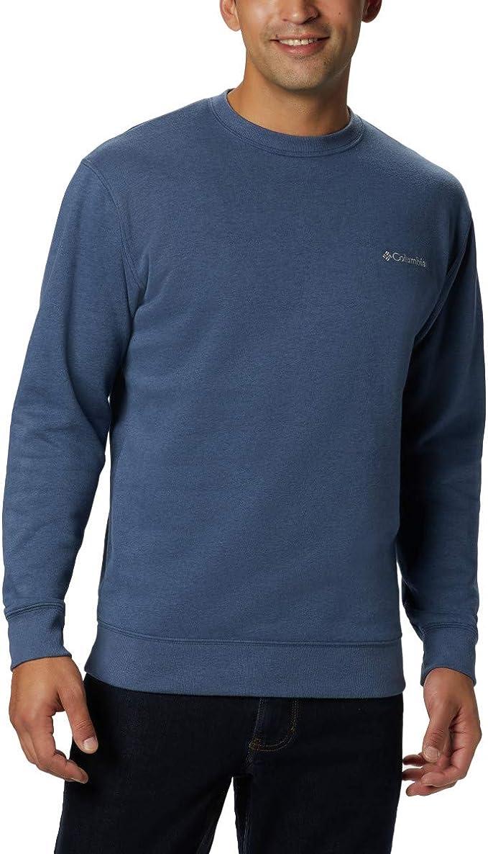 Columbia 哥伦比亚 Hart Mountain II 男式套头衫 卫衣 L码4折$19.9 海淘转运到手约¥186