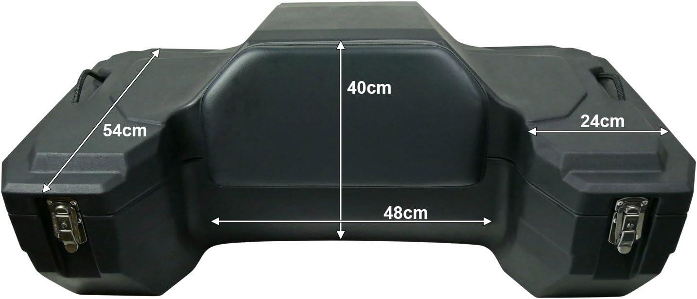 Valigetta Cargo Box Topcase TGB Blade 325 425 500 550 600 1000 ATV Quad