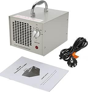Esterilizador del generador del ozono del purificador del aire ...