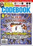 Tips & Tricks Video Game Codebook, July/August 2008 Issue
