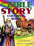 Bible Story Coloring Book, Veda Boyd Jones, 1557488711