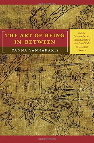 The Art of Being In-between: Native Intermediaries,...