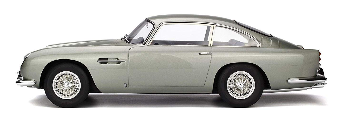 Buy Kinsmart Aston Martin Db 5 Silver Online At Low Prices In India Amazon In