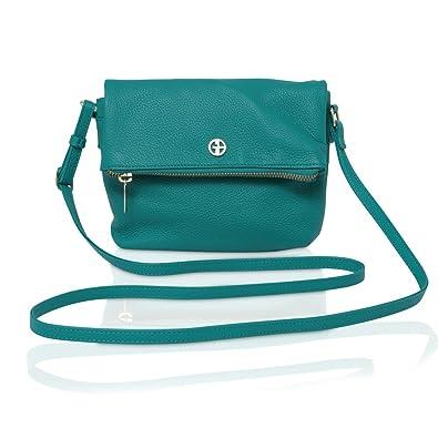 e490de236 Giani Bernini Womens Pebbled Leather Crossbody Handbag: Handbags: Amazon.com