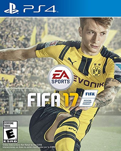 FIFA 17 - PlayStation 4 (Ps4 Fifa 2017) Brand New