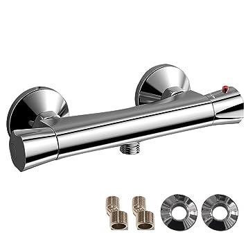 Interlink Thermostat Mischbatterie Dusche Duscharmatur Ventil