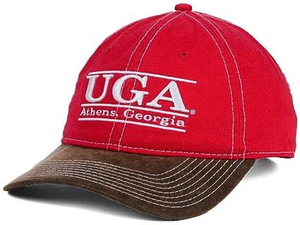 Amazon.com   Georgia Bulldogs NCAA Outdoor Bar Hat   Sports   Outdoors 43dc64a459be
