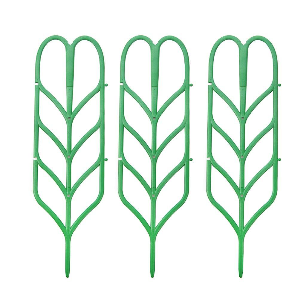 HOTPINK1 3 enrejados para Plantas, Bricolaje para Soporte de ...