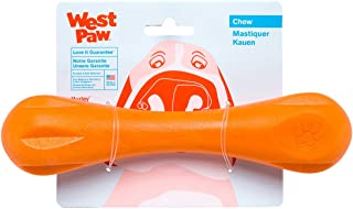 product image for WEST PAW Zogoflex Hurley Dog Bone Chew Toy – Floatable Pet Toys for Aggressive Chewers, Catch, Fetch – Bright-Colored Bones for Dogs – Recyclable, Dishwasher-Safe, Non-Toxic, Made in USA