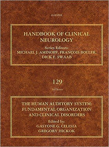 Amazon com: The Human Auditory System: Fundamental