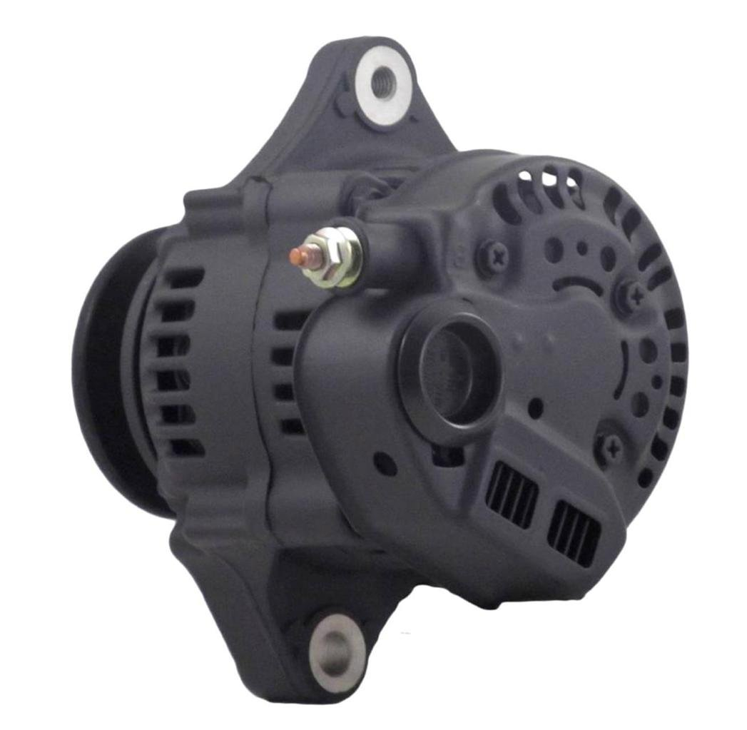 New Mini Denso Type Self Exciting 60 Amp Alternator Fits Gm 1 Wire 100 Pic Low Mount 93mm 8162 Automotive