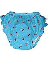 iPlay Ultimate Ruffle Swim Diaper Americana Girl's Swim Diaper
