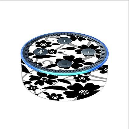 Amazon com: Skin Decal Vinyl Wrap for Amazon Echo Dot 2 (2nd