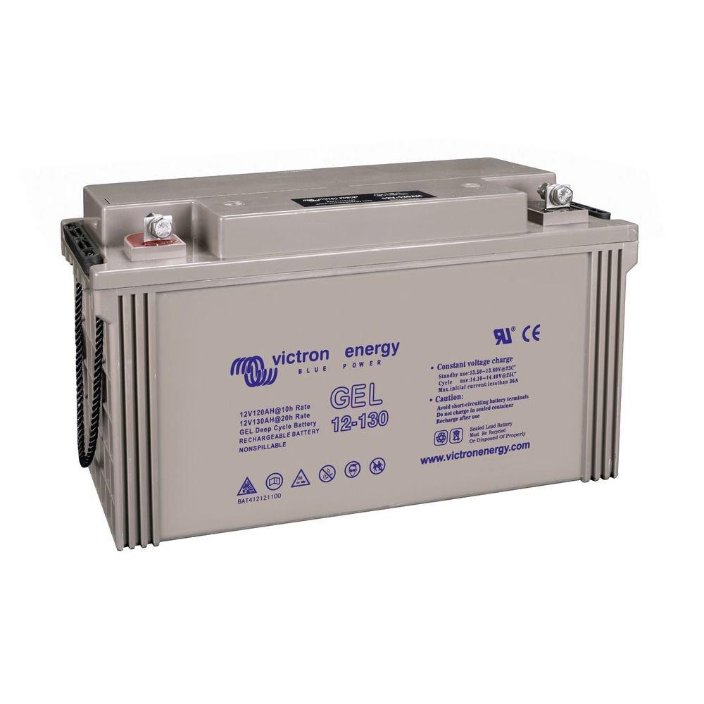 VICTRON Batterie Gel 12V - 130Ah