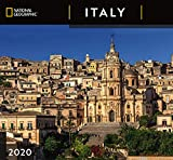 National Geographic Italy 2020 Wall Calendar
