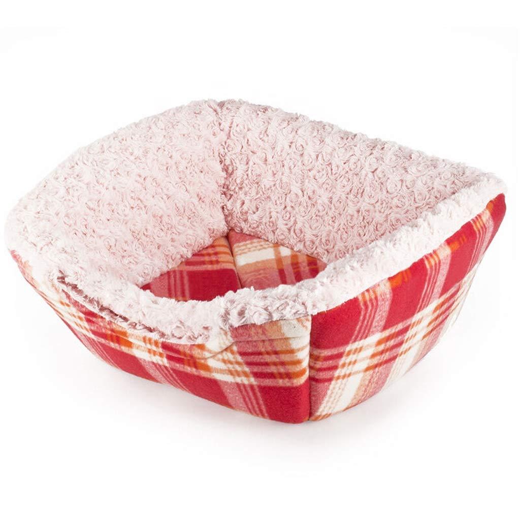 Kennel Cat Litter Winter Warm Pet Cat Supplies Indoor House House Puppy Teddy VIP Keji Tea Cup Dog WHLONG