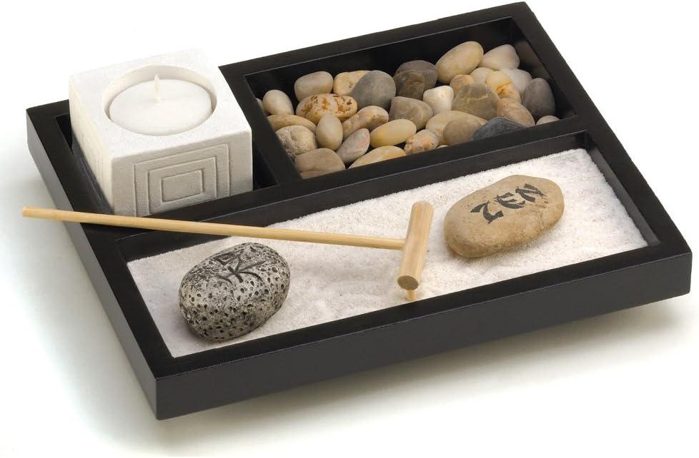 Gifts & Decor Tabletop Zen Garden KIT