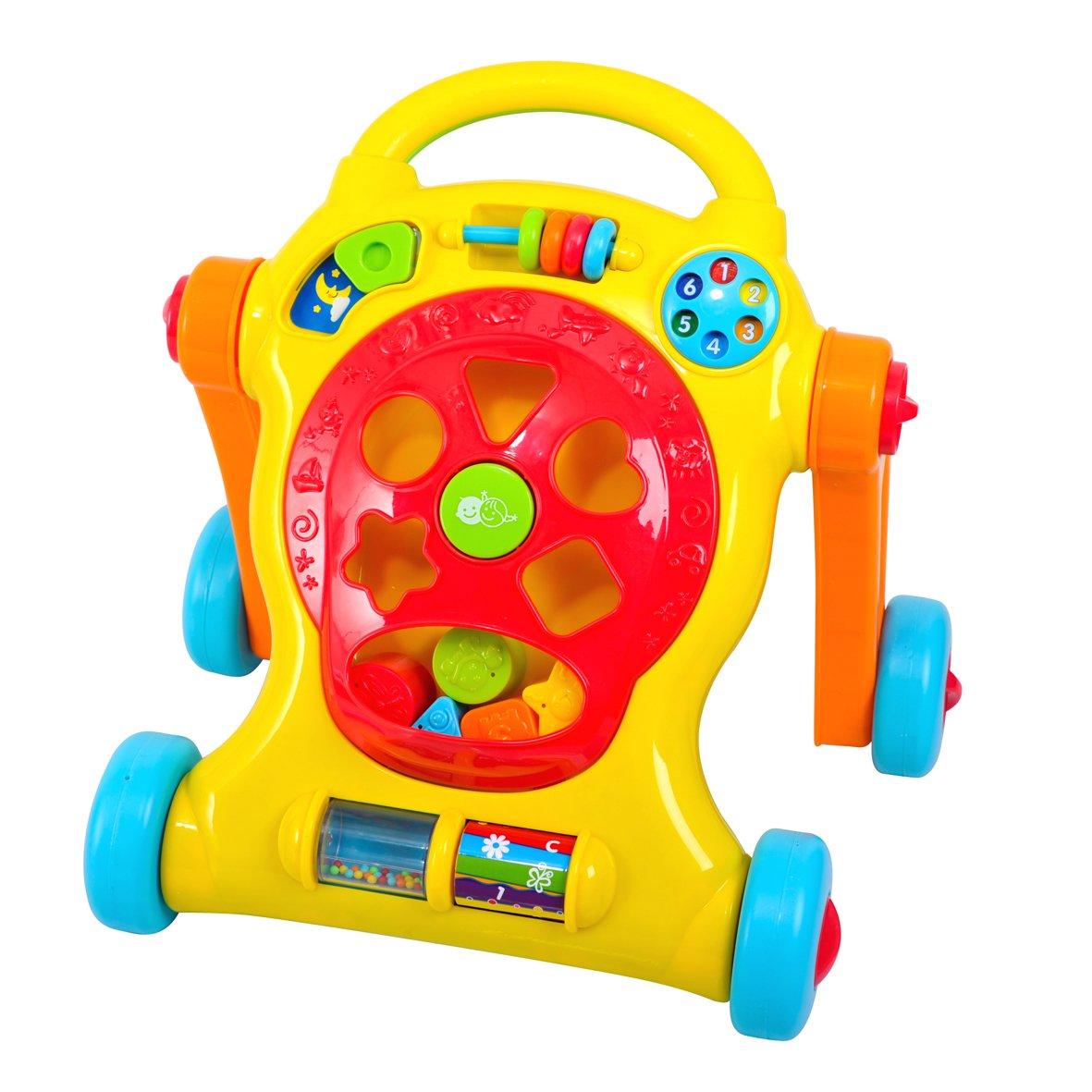PlayGo 2255 Walker, Walker - Andador con actividades didácticas ...