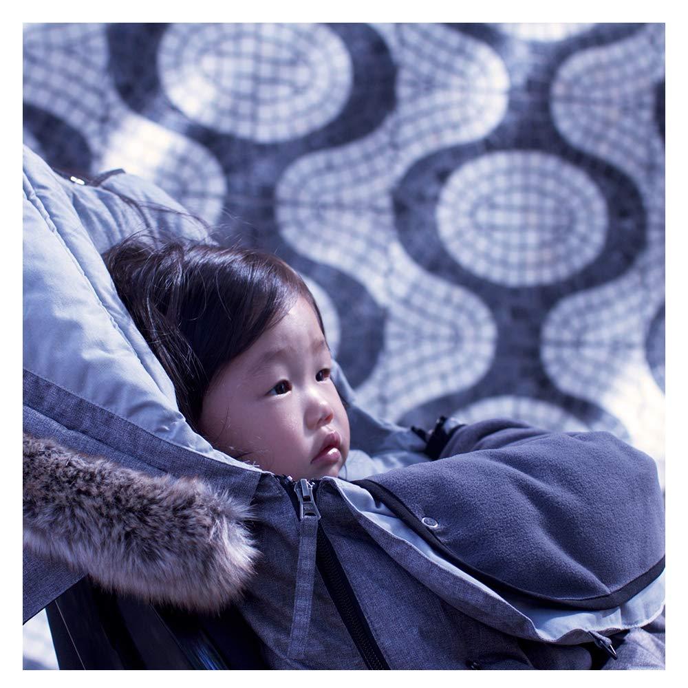 7 A.M Heather Grey, Small Enfant Le Sac Igloo