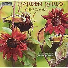Garden Birds 2017 Calendar
