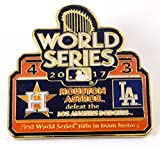 aminco Houston Astros 2017 World Series Champs Commemorative Pin - Limited Edition 1,000