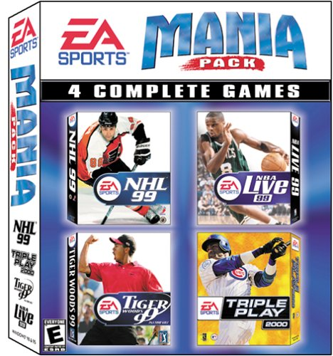 EA Sports Mania Pack - PC