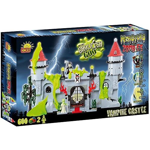 Monsters vs Zombies/28350/Small Dracula de Château 350insertions â€