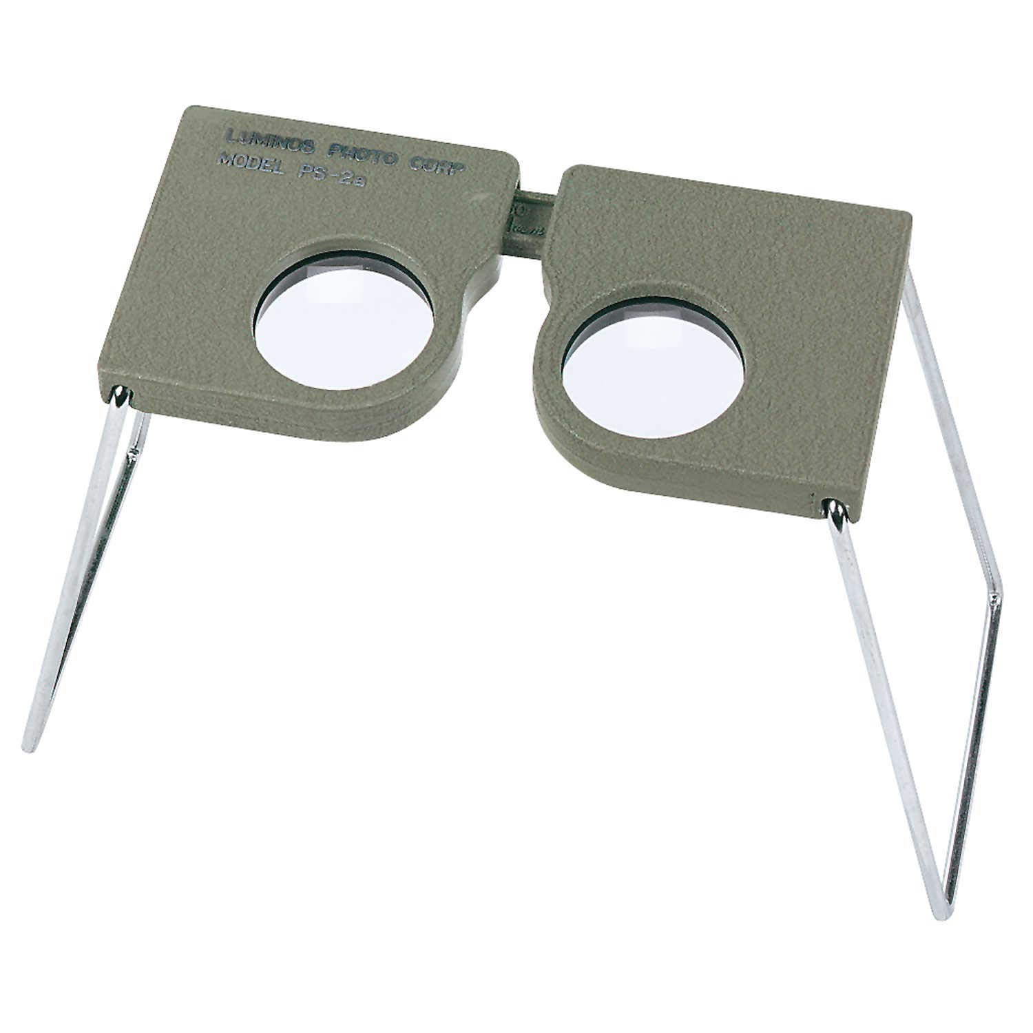 Forestry Suppliers Pocket Stereoscope (4x)