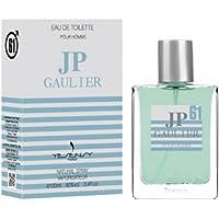 JP Gaulier - Parfum Homme generique / Inspiré par la prestigieuse parfumerie de Luxe / Eau De Toilette 100ml - Licences Discount ( Livraison Gratuite ) - Pas cher / bas prix / Destockage