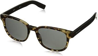 BOSS Orange BO 0193/S HJ 7DQ Gafas de sol, Gris (Khaki Dkgrey/Gun Metal Fl), 52 Unisex-Adulto