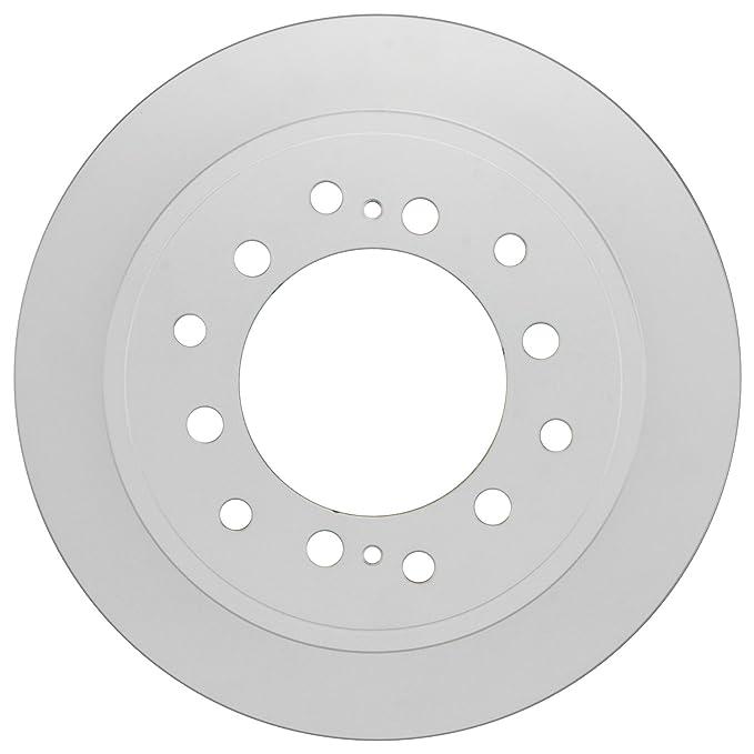 NEW 2 Rear Disc Brake Rotors for Lexus GX470 Toyota 4Runner FJ Cruiser Sequoia