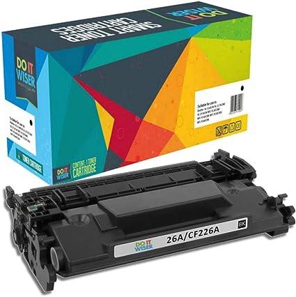 Aztech Compatible Toner Cartridge Replacement for HP 26X CF226X 26A CF226A Laserjet Pro M402n M402dw M402dn Laserjet Pro MFP M426fdw M426fdn M426dw Black, 4-Pack