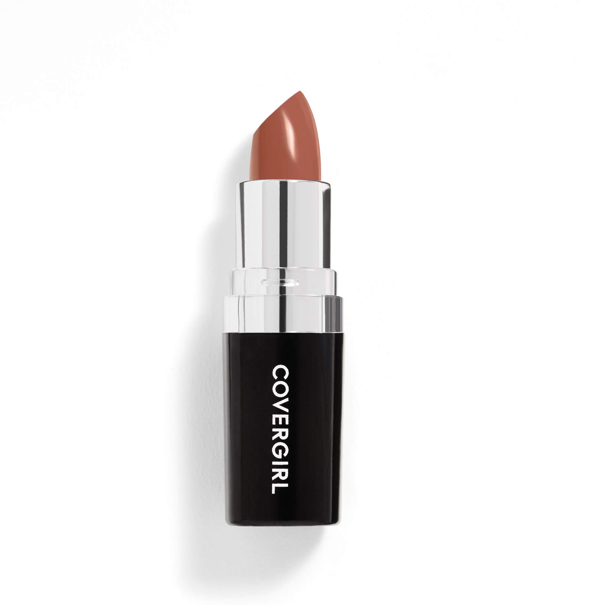 Covergirl Continuous Color Lipstick, 770 Bronzed Glow, 0.13 Oz (Packaging May Vary)